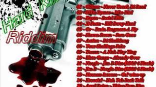 Hard Killa Riddim Preview - Part 1 of 2 - Shawn Storm, X Facta, First Born, Action, Zayne, Fireness