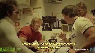 Arnold Schwarzenegger - di¢as para dietas ( LEGENDADO)