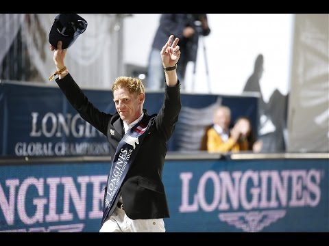 LONGINES GLOBAL CHAMPIONS TOUR of Vienna Round 2 + Jump off