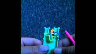 "1# урок плетения браслета ""Дружба"""