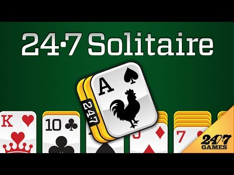 247 Solitaire - YouTube