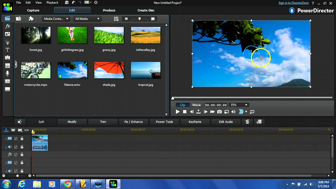 How to rotate a video in powerdirector 9 10 11 12 13 youtube how to rotate a video in powerdirector 9 10 11 12 13 ccuart Gallery