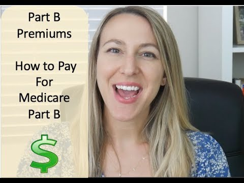 Medicare Part B Premiums   How To Pay Your Medicare Bill