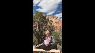 March 25 Healing with Mally Paquette in Sedona Arizona