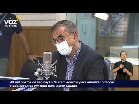 A Voz do Brasil – 19.10.2020