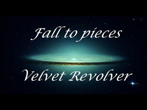 Fall To Pieces - Velvet Revolver (Letra/Lyrics)