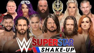 WWE Draft 2019 Predictions Volume 2 / WWE Superstars Shake Up 2019 Predictions / WWE Draft 2019 /