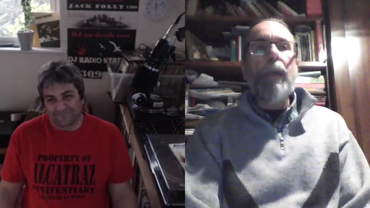 (Covid19) Enrico Manicardi Avvocato -Giurista Intervistato da Jack Folly Radio Alcatraz