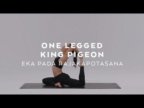How to Do One Legged King Pigeon | Eka Pada Rajakapotasana Tutorial with Briohny Smyth