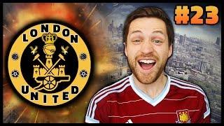 LONDON UNITED! #23 - Fifa 15 Ultimate Team