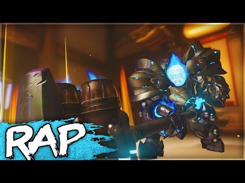 Overwatch Song | Hammer Down | #12DaysOfNerdOut