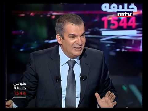 Tony Khalifeh - 26/01/2015 - Episode 18