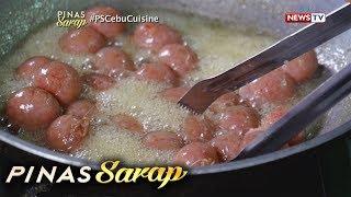 Pinas Sarap: Pagkakaiba ng chorizo de Cebu at longganisang Pilipino, alamin