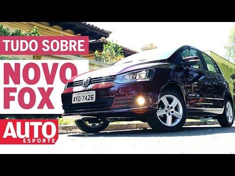 Tudo sobre: Volkswagen Fox 2015