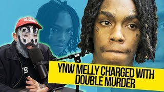 YNW Melly Charged With Double Murder of His 2 Best Friends