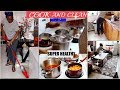 COOK AND CLEAN WITH ME HEALTHY MEAL IDEAS 2018 // Cleaning Motivational // So Relaxing Cleaning