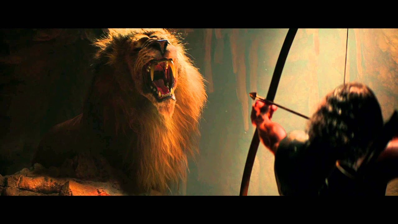 Hercules (3D) Hercule // Clip - The Lion (OV) - YouTube