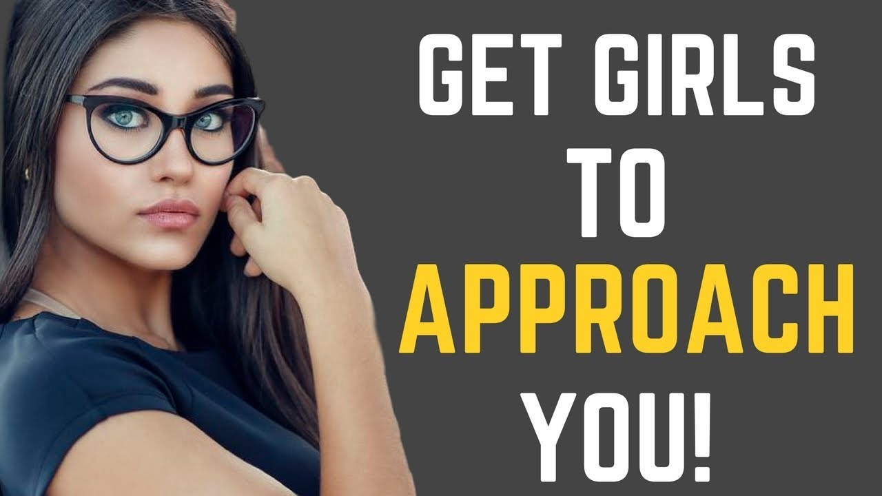 How to get girls to approach you attract girls without talking to how to get girls to approach you attract girls without talking to them ccuart Images