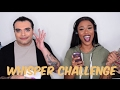 WHISPER CHALLENGE FT CARMIMUA