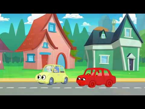 My Red Bus   My Magic Pet Morphle Video For Kids