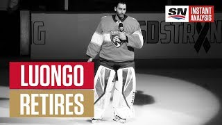 Roberto Luongo Retiring Has Big Time Implications On The Canucks