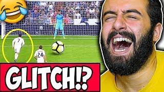 PROVA A NON RIDERE CON FIFA 18 ( Fails & Glitch Compilation ) #10