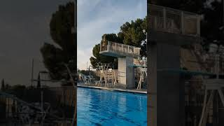 Rhett 5-Meter Dive Practice Nov 18, 2018