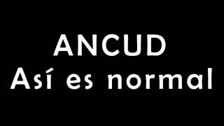 Ancud | Así es Normal | Letra thumbnail