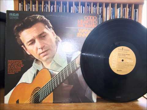 "Waylon Jennings ""Good Hearted Woman""  Album"
