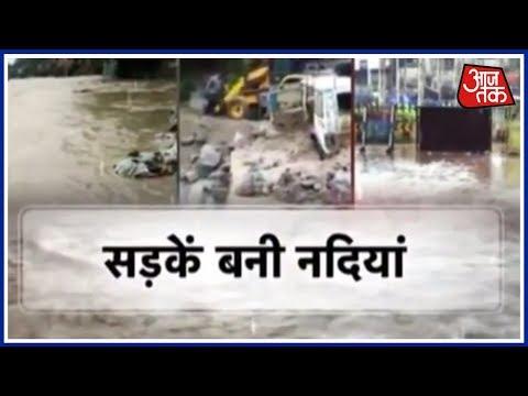 Monsoon Wreaks Havoc in North India