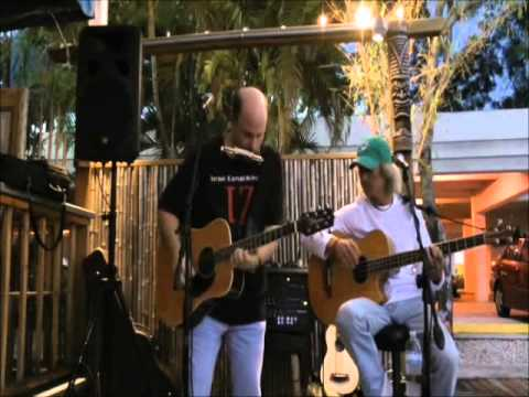 """Jason Colannino and Bruce Freeland """"Harvest Moon"""" (Neil Young cover)"""