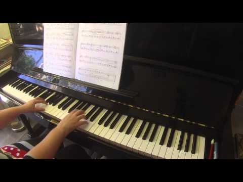 Forty Winks by Tanner Trinity College London piano grade 4 2015-2017