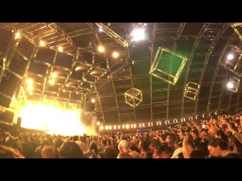 Underworld -- Born Slippy -- Coachella 2016