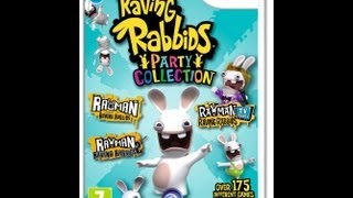 Raving Rabbid PARTY COLLECTION Unboxing