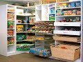 Small Pantry Ideas for an Organized - Space-Savvy Kitchen