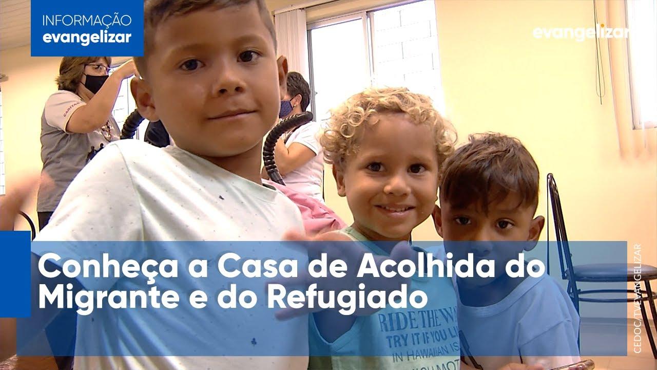Curitiba conta com Casa do Migrante administrada pela Cáritas