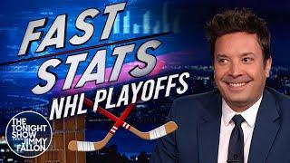 Статистика матчей плей-офф НХЛ: Коул Кауфилд, Джон Меррилл и Виктор Хедман | Вечернее шоу
