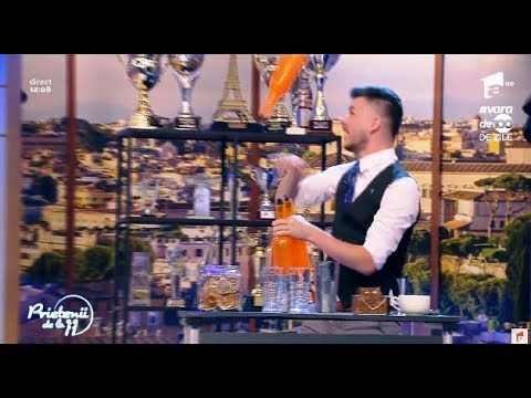 Luca Valentin - Bar Fighters Championship 2016 - Final Round
