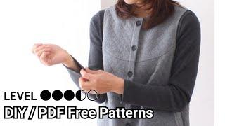 미돌남-(무료패턴 Free Patterns)여성 겨울 …