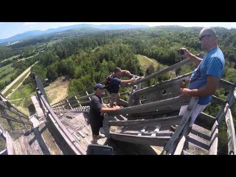 Ski Jump NH