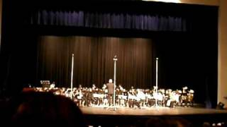 2010 All Region Symphonic Band Dark Odyssey Texas Region 25