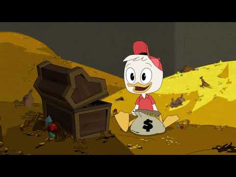 Новые Утиные Истории 2 сезон 10 Серия 2 часть мультфильмы Duck Tales 2019 Cartoons