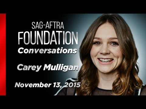Conversations with Carey Mulligan
