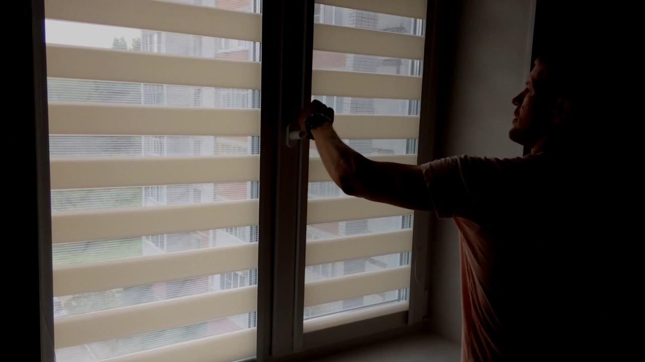 фото кассетные шторы