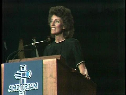 Anne Graham Lotz - The Evangelist and the Life of Prayer - 1983