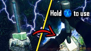 NEW IMPOSSIBLE EASTER EGG SOLVED IN BLACK OPS 2: SEVEN YEARS LATER (Thor's Hammer)