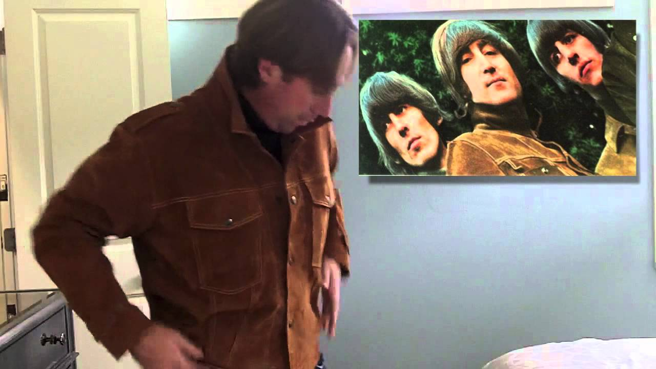 How To Get Out Of A Lease >> Rubber Soul Jacket Replica - YouTube