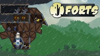 Forts - Construcción y destrucción en Grupo | Gameplay Español