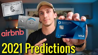 My 2021 Credit Card Predictions & Reviewing My 2020 Predictions
