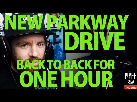 """Parkway Drive - """"Wishing Wells"""" - BACK TO BACK FOR 1 HOUR - LIVE STREAM REACTION!"""
